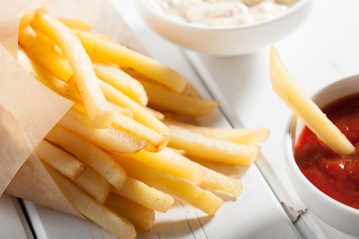 Here's How To Make Yummy McDonald's French Fries At Home