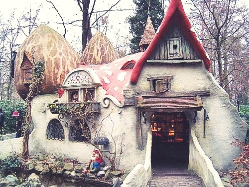 The Fairytale Kingdom of the Efteling