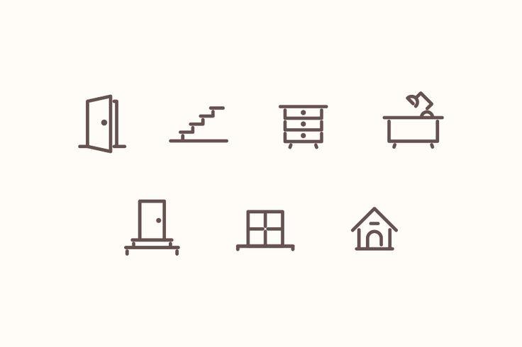 Furniture-icons-set