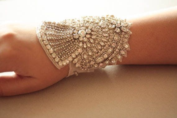 gorgeous statement cuff!