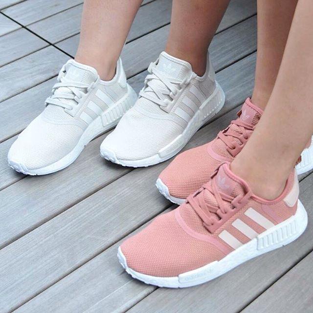 Sneakers femme - Adidas NMD (©footlockereu)
