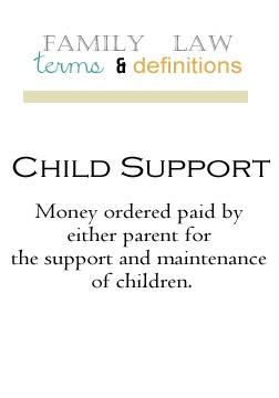 child support for custodial mothers and fathers A father's guide to child support they're counting on you f or your children to grow and the easiest words to use are probably mother and father you may also hear the phrases custodial party, custodial par.