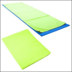 Yoga / Workout Towel. This yoga and workout towel is made from 200 gram Microfibre and is extremely fast drying. Keep your hands and feet from slipping on your yoga mat. It is perfect for hot yoga classes and other workouts..