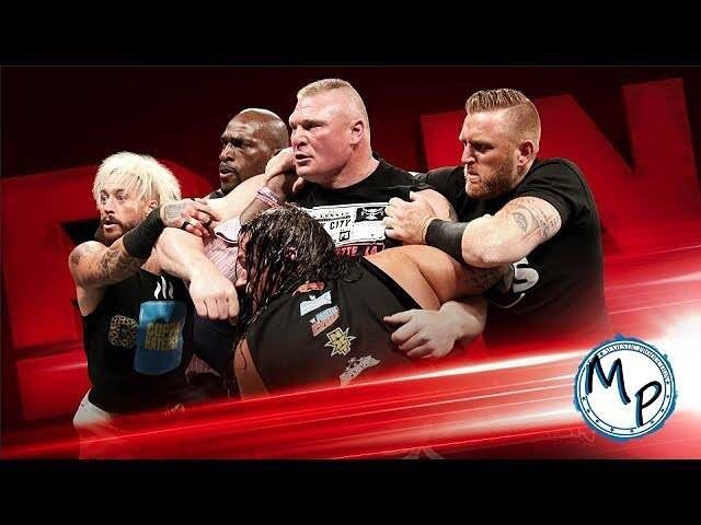 Brock Lesnar and @samoajoe_wwe segment . . https://youtu.be/TMPanIqHz2o . . . #prowrestling #wrestling #professionalwrestling #indiewrestling #mma #fight #mixedmartialarts #fighting #youtube #youtuber #content #contentcreator #wwe @wwe #RAW #WWERAW #greatballsoffire #wwegreatballsoffire #brocklesnar #samoajoe