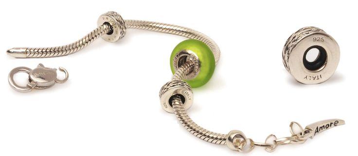 Crea il tuo gioiello in argento#Torino#Componibile. It creates your jewel in silver