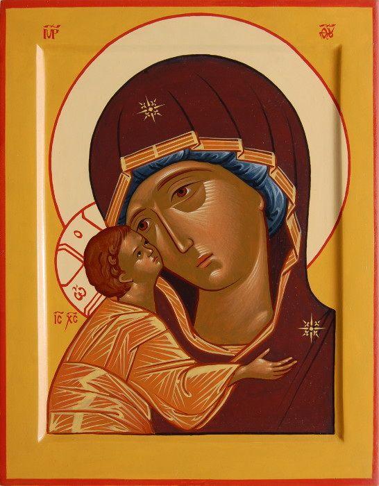 Igorevsky icona della Madonna