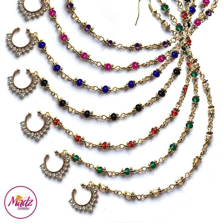 8 best Nose rings images on Pinterest | Diy wedding jewellery ...
