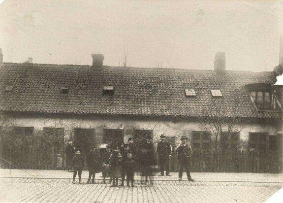Dannebrogsgade 5 ca. 1885