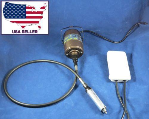 Dental Laboratory Micromotor Flexible Shaft Hanging Motor Flex Carver 220V dentQ