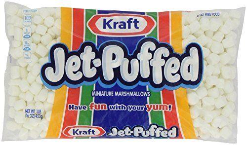 Jet Puffed Miniature Marshmallows, 16 oz Jet-Puffed
