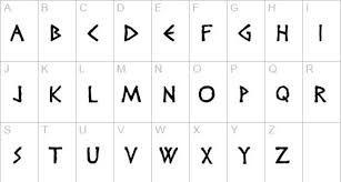 ancient roman font - Google Search