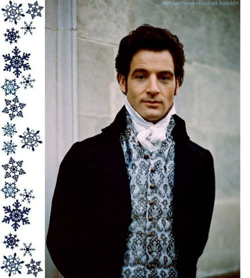 The Twelve Days of Jeremy Northam | Day 1On the First Day of his Birthday Month, Jeremy gave to us:A Gent by the Name of Knightley