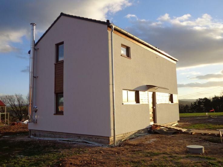 Rodinný dům RD Rýmařov Kubis 631 – inteligentní dřevostavba