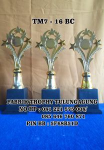 tm7-16bc Pabrik Trophy Ana