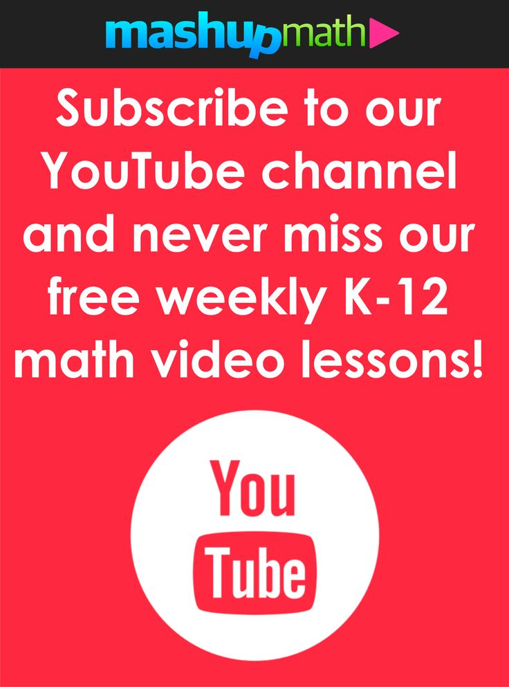 228 best Awesome Math Videos images on Pinterest | Maths, Math ...