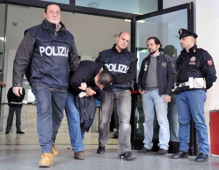 Catturato e arrestato dopo un anno: era ricercato per rapina a cura di Redazione - http://www.vivicasagiove.it/notizie/catturato-e-arrestato-dopo-un-anno-era-ricercato-per-rapina/