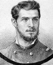 José M. Villarreal, Subteniente del Regimiento Colchagua,