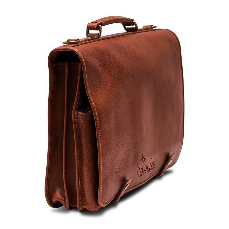Briefcase Brown - Briefcase Brown