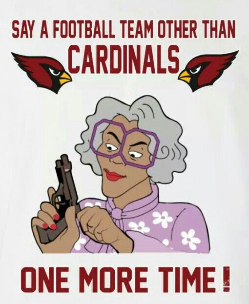Arizona Cardinals Super Fans. Arizona LadyBirds #BirdGang #AZLadyBirds