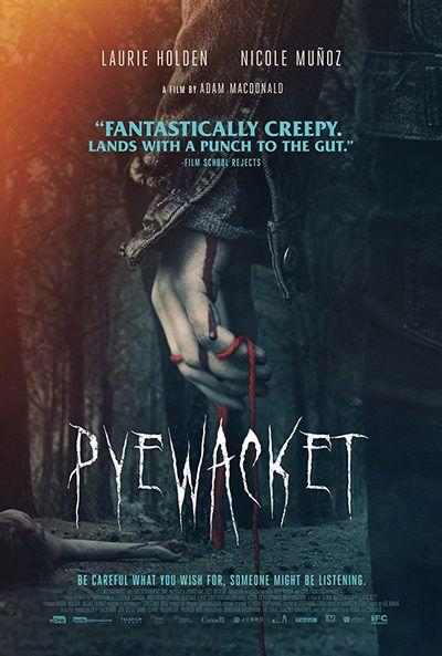 Pyewacket Peliculas De Terror 2018 Pelis Vistas Pinterest
