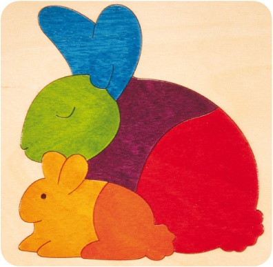 Rabbit puzzel in Stock  Palm Beach Home,$25 AUD