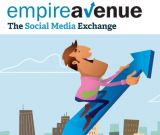 Empire Avenue is the Social Stock Market, where you can Grow your Social Capital online. You get to discover valuable, interesting, cool, fun people online.