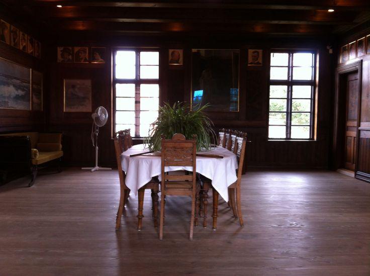 Skagens Museum - 'kleine kamer met het lage plafond' Brøndums Hotel
