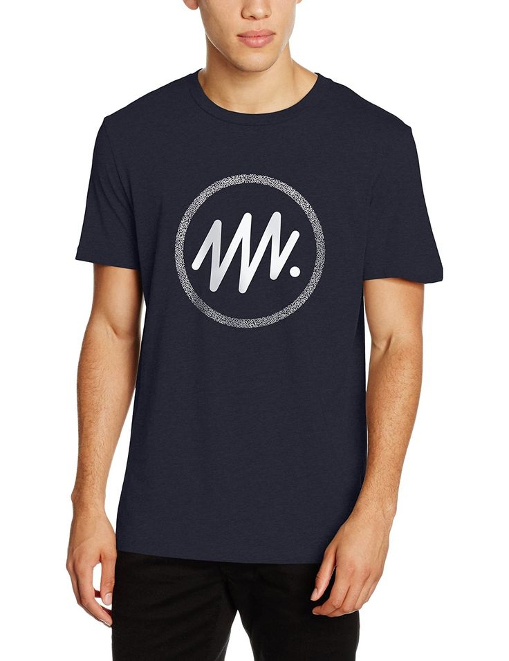 JACK & JONES Herren T-Shirt Jcopulse Tee Ss Crewneck: Amazon.de: Bekleidung