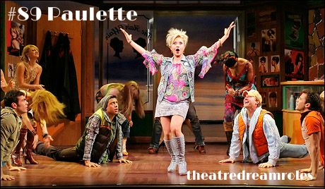 Paulette Bonafonte - Legally Blonde Submitted by: maryclarehascurliehair