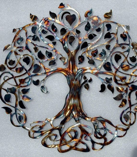 Good Tree Of Life Infinity Tree By Humdinger Designs. This Heat Treated Tree Of  Life Infinity Tree Is 18 Inches Diameter. Part 23