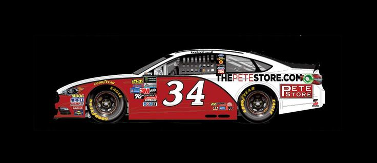 Paint Scheme Preview: Richmond  Wednesday, April 26, 2017  Presented By:  Landon Cassill will drive the No. 34 The Pete Store Ford.       Photo: 13 / 25