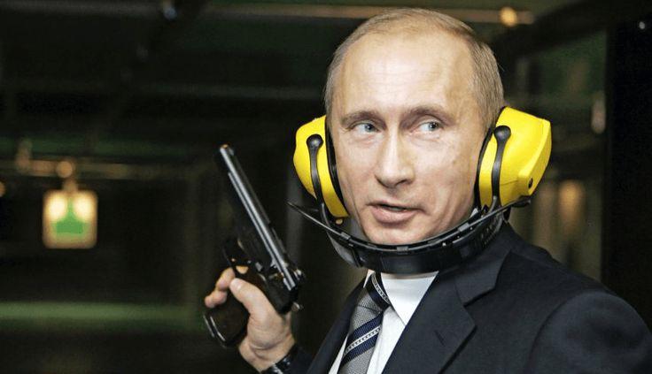 Vladimir Poutine : Le discours le plus Court jamais prononcer