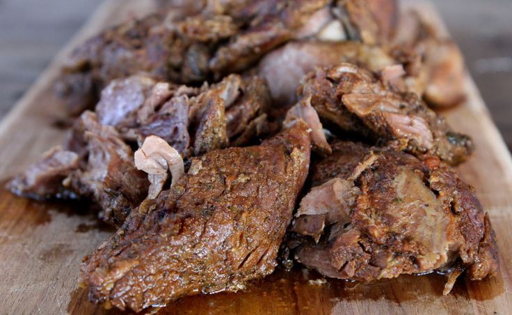 skinnymixer's Slow Cooked Greek Lamb - HCG friendly