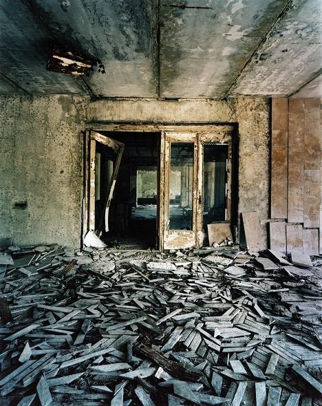 Jane and Louise Wilson, Doorway (Nature Abhors A Vacuum), 2010