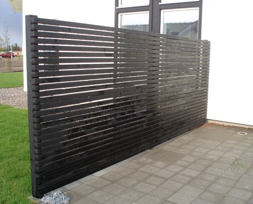 staket på längden?