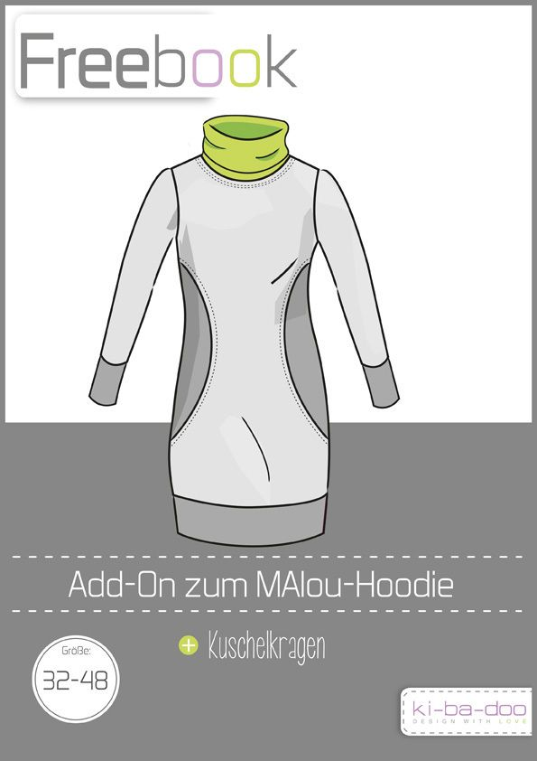 Freebook kleid 48
