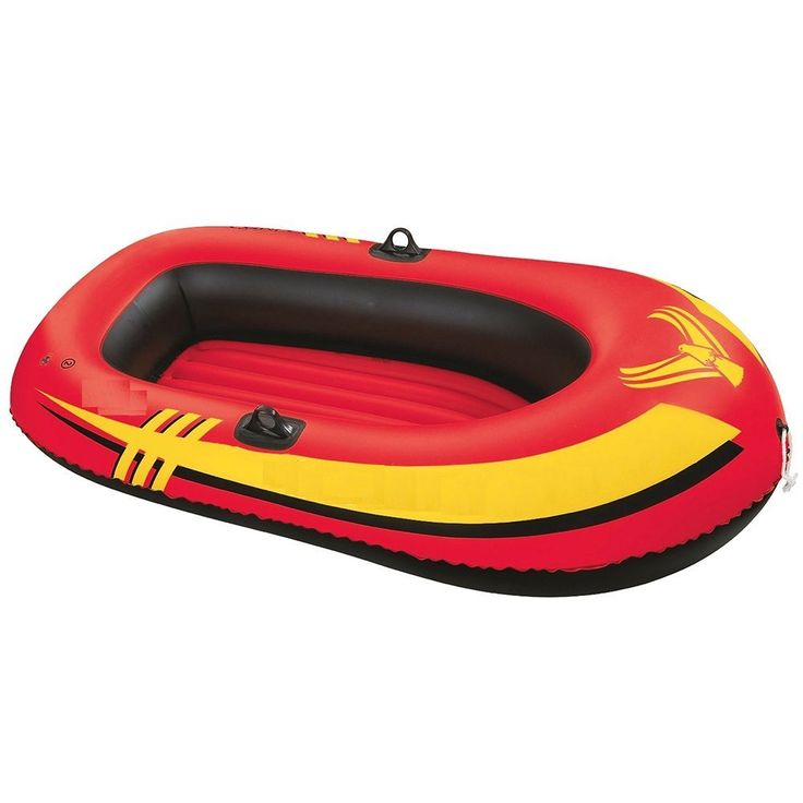 2-Person Inflatable Boat Swimming Water Sofa Mattress Outdoor Pool