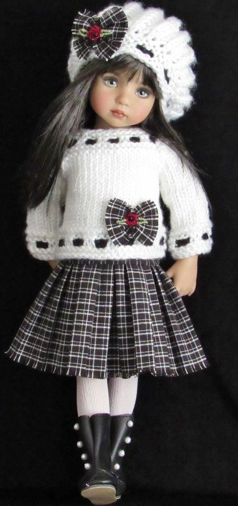SWEATER-SKIRT-HAT-BOOTS-SET-
