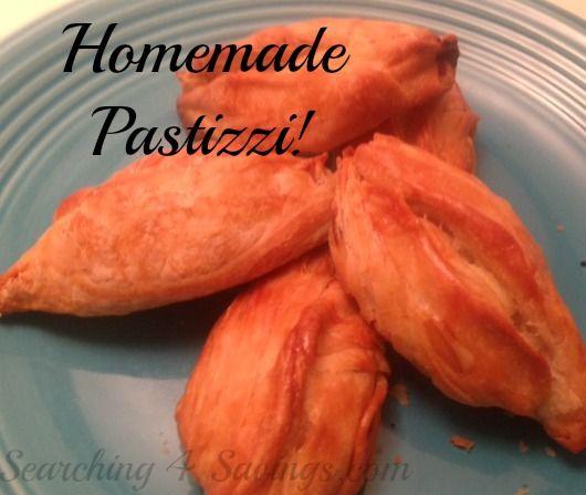 Pastizzi Recipe! - Searching 4 Savings