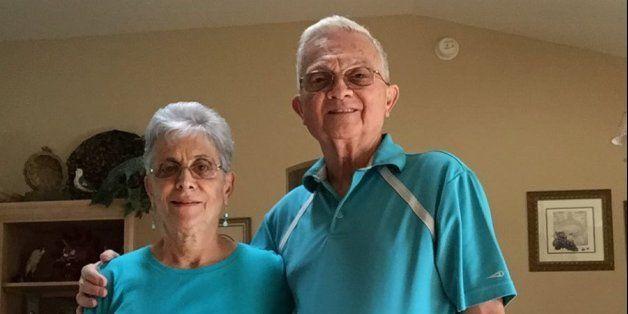 Ce couple est marié depuis 52 ans et porte des tenues assorties tous les jours