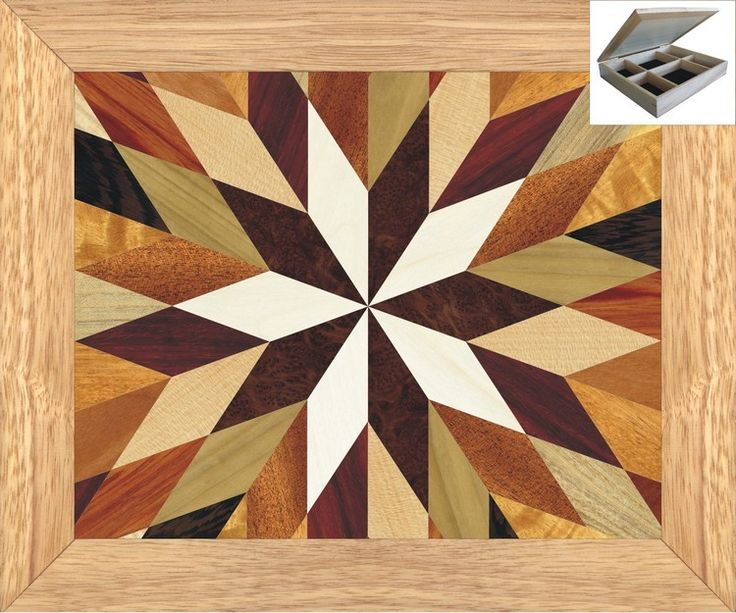 INLAY WOOD PATTERNS - Browse Patterns