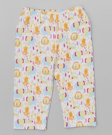Love this Jungle Boogie Pants - Infant on #zulily! #zulilyfinds