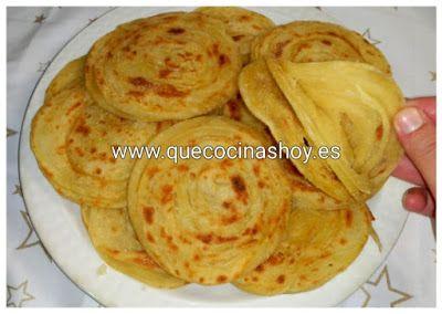 Cocina con Nora (cocina marroquí): Meloui o malwi versión fácil