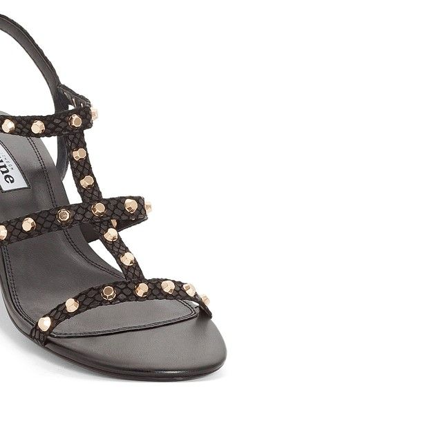 andere afbeeldingen Platte sandalen in leer Laciee DUNE LONDON