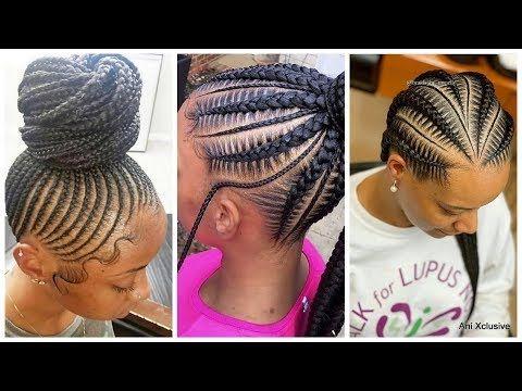2019 #African Braids Hairstyles : Beautiful Braids Styles for Ladies – YouTube