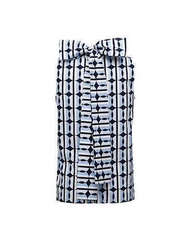 Miu Miu - Shirts - Light Blue                        - Italy - MK1192_1NTL_F0076