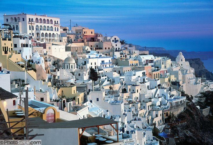 Fira Santorini, Greece