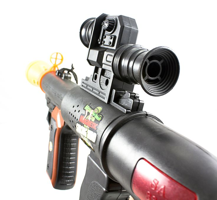 Toy Grenade Launcher RPG - Black Mini | RPG, Minis and AirsoftRpg Paintball Gun