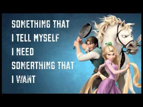"""Grace Potter """"Something That I Want"""" from Tangled......Natalie loves this song and so do I ;)"""