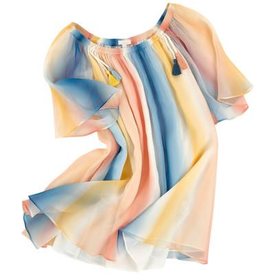 Chloé - Mini Me silk dress - 228148
